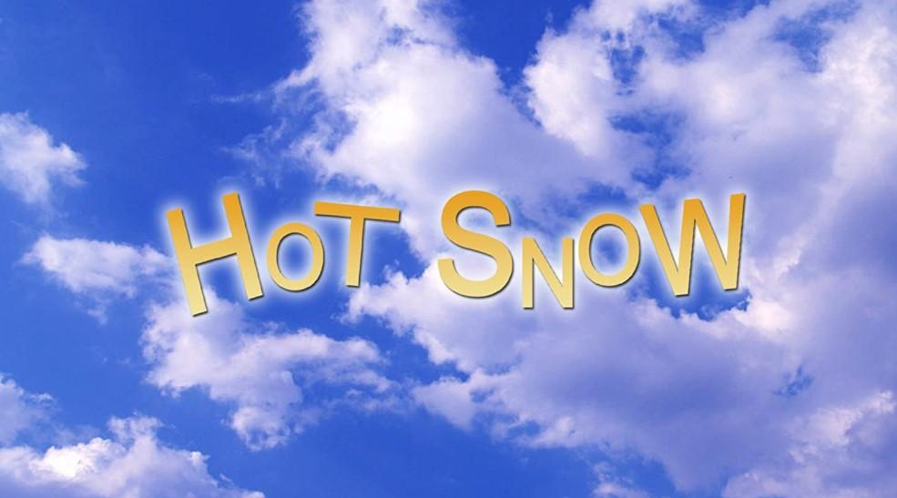 映画HOT SNOW