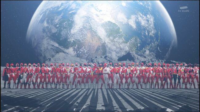 トクサツガガガ赤の戦士