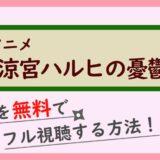 アニメ『涼宮ハルヒの憂鬱』